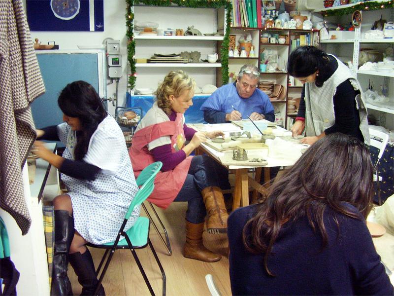 Laboratorio di Ceramica i Cocci - A Napoli, Vomero