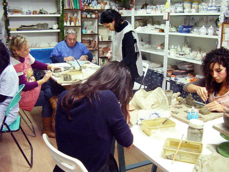 Associazione Culturale i Cocci - Corsi di Ceramica