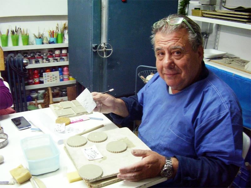 Associazione Culturale i Cocci - Iscriviti ai corsi di Ceramica