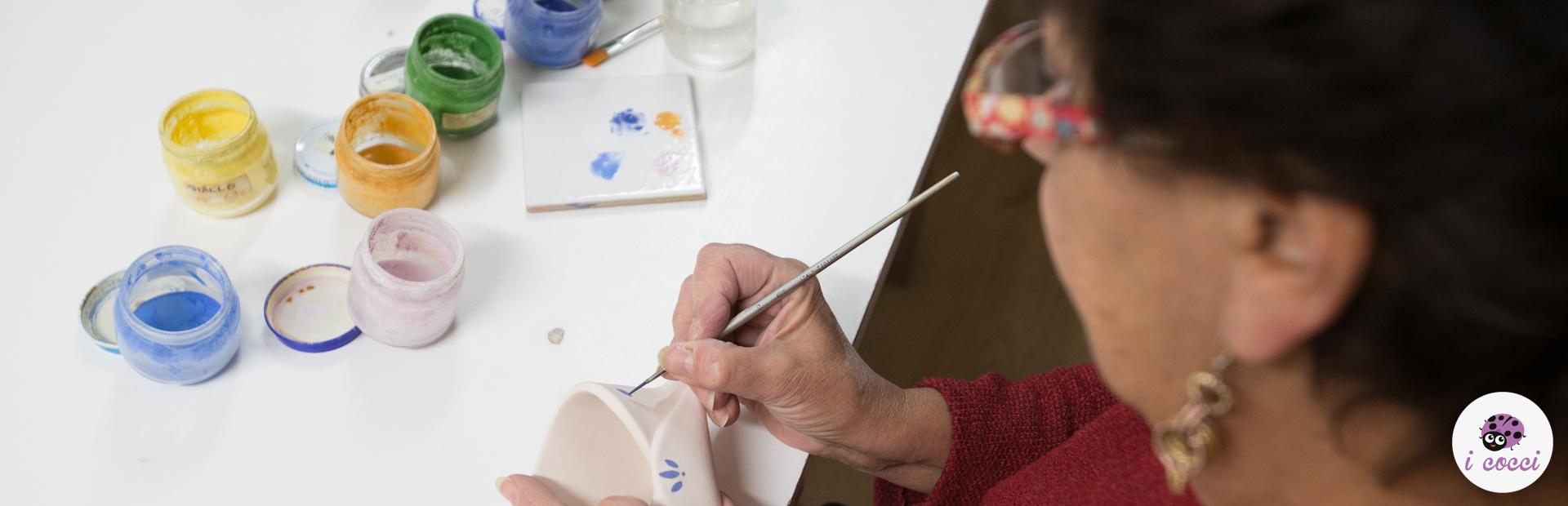 Laboratorio di Ceramica I Cocci - I nostri Corsi